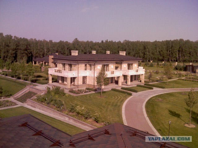 Гостевой дом на даче Якунина