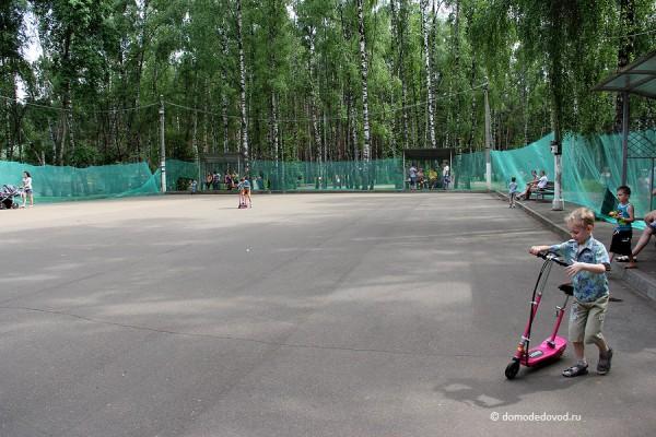 Парк Ёлочки в городе Домодедово5193