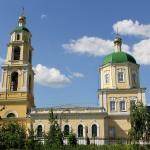 Никольский храм в селе Домодедово