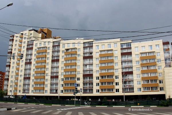 Новостройка Кеми Финанс в Домодедово
