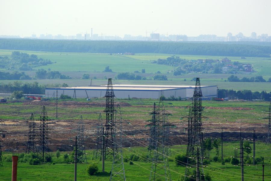 Новые склады в Домодедово