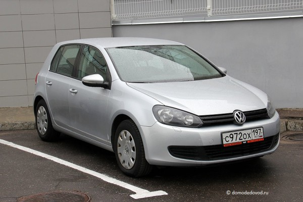 Volkswagen напрокат
