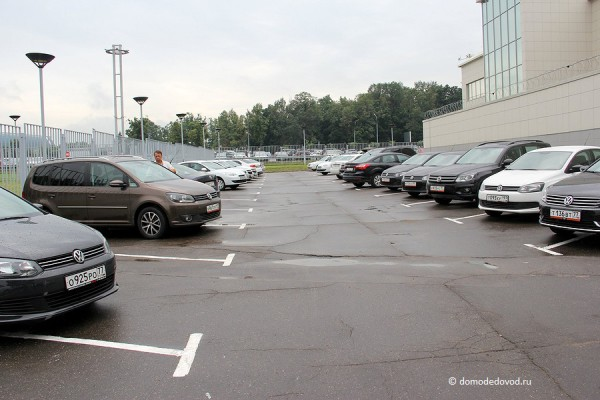 Прокат автомобилей в Домодедово