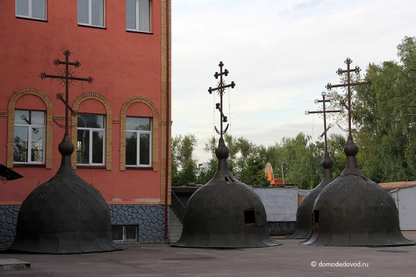 Старые купола