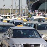 В Домодедово оштрафованы нелегальные таксисты