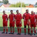 Футболисты команды Администрации