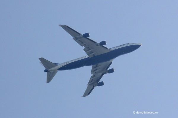 Boeing-747. Трансаэро