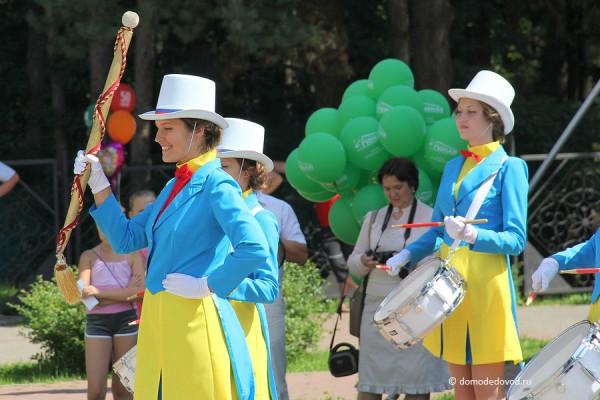 Домодедовские барабанщицы