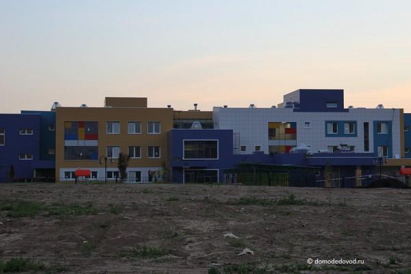Детский сад в микрорайоне Дружба