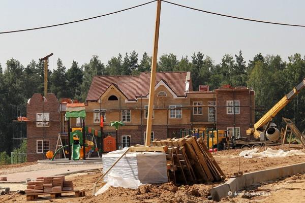 Коттеджный поселок Домодедово Таун