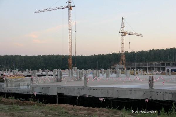 Стройплощадка МОСТ-11