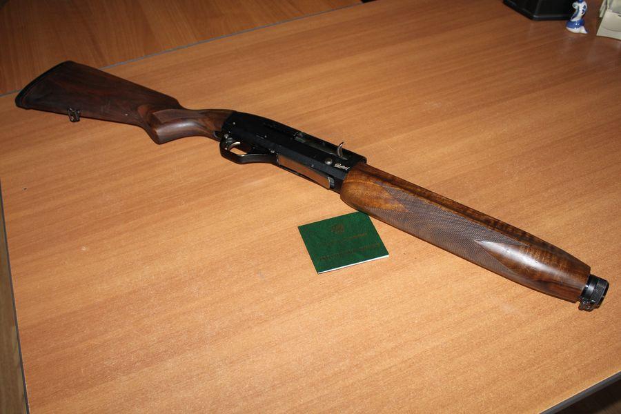 Охотничье гладкоствольное оружие