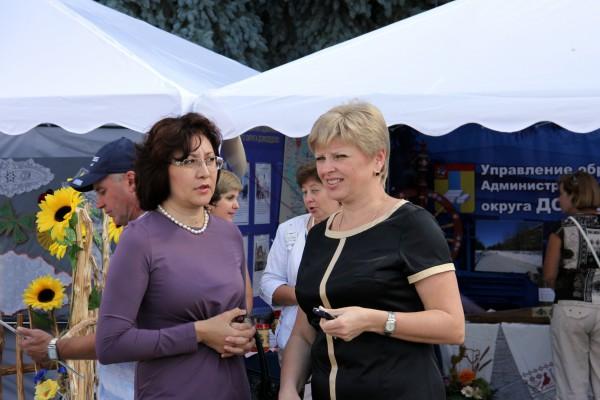 Юлия Терещенко на Дне города