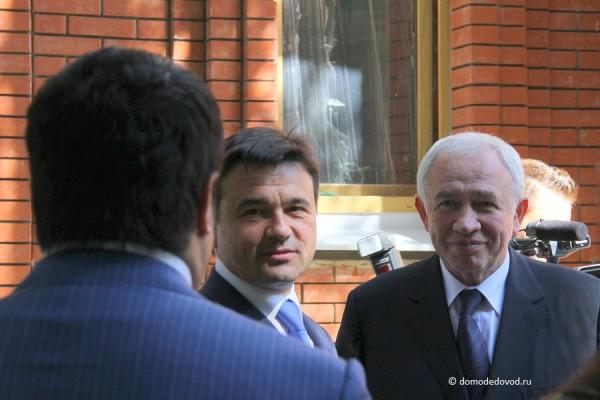 Андрей Воробьёв, Леонид Ковалевский и Алимазан Сабир-оглы Рагимов