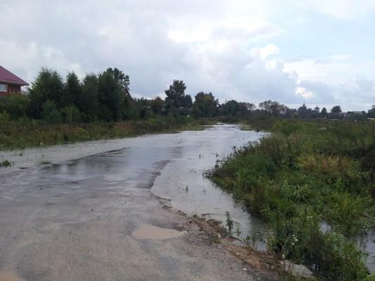 Дорога  в Буняково