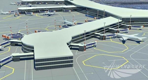 Проект развития аэропорта Домодедово