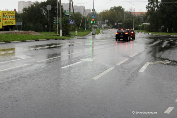 Перекресток  Кутузовский проезд - улица Кирова