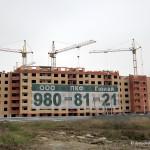 Новый дом на Авиационке строит Гюнай