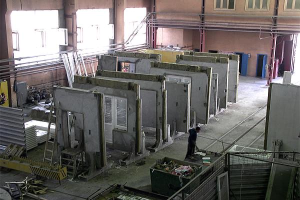 Домодедовский завод железобетонных изделий