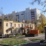 Гюнай на Гагарина старый дом