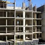 Строительство пятого этажа