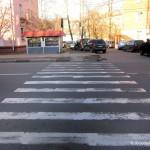 Акция «Пешеход— Пешеходный переход»