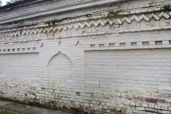 Ограда Серафимо-Знаменского скита