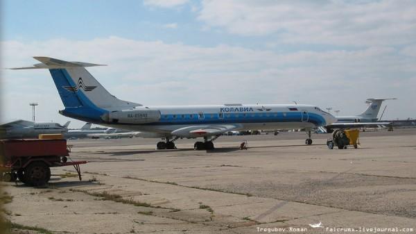 Ту-134 Колавиа