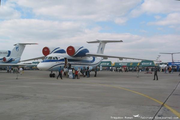 Ан-74ТК прилетит на следующий МАКС