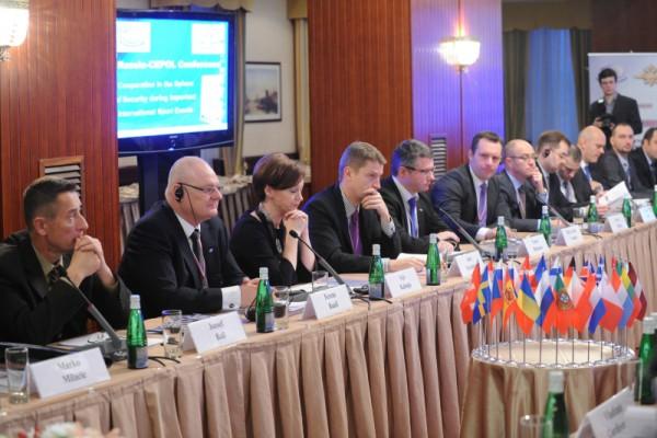 Конференция Россия - Европейский полицейский колледж (СЕПОЛ)