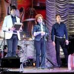 Марина Викторовна Пименова и ведущие фестиваля