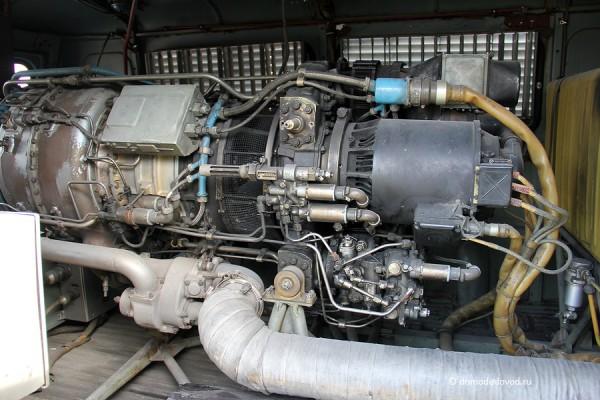 Газотурбинный двигатель