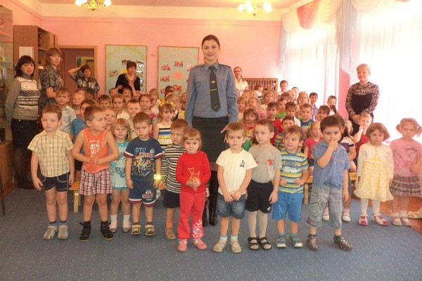 ГИБДД. Безопасность детей