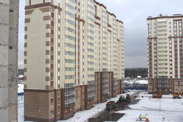 Дом 21 Новое Домодедово
