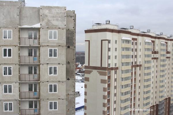Дома 18 и 21 Новое Домодедово