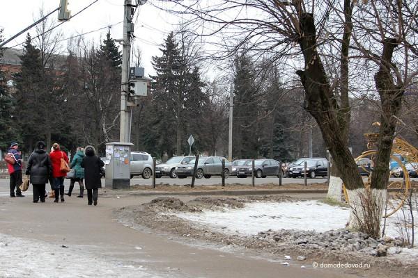Домодедово. Каширское шоссе (5)