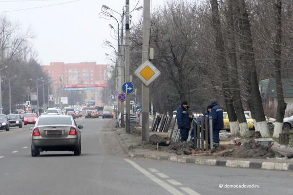 Домодедово. Каширское шоссе (3)