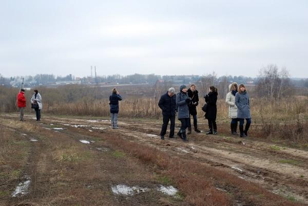 Территория будущего «Парка Россия»