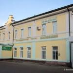 Вокзал Домодедово