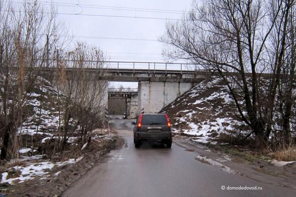 Прокол под железнодорожными путями