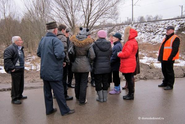 Собрание жителей Буняково
