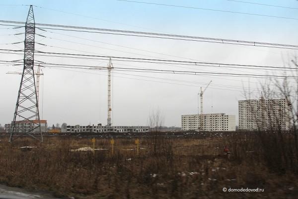 ЖК «ДОМодедово Парк».