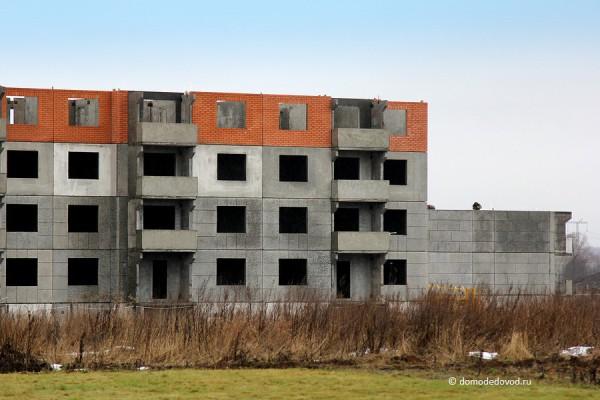 ЖК «ДОМодедово Парк» в Домодедово