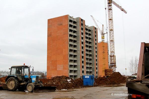 Строительство новостройки Гюнай по ул. Текстильщиков