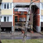 Арка дома на ул. Текстильщиков