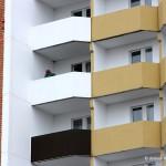 Балконы дома на ул. Текстильщиков