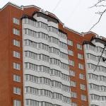 Последние этажи дома 58 по ул. Гагарина