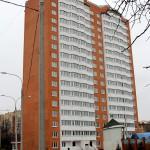 Общий вид со двора на дом по ул. Гагарина, 58