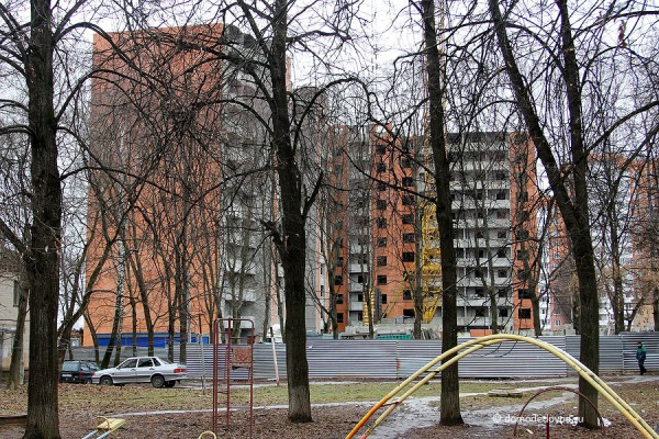 Новостройка Гюнай в городе Домодедово по ул. Набережная