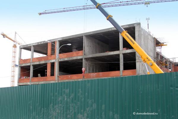 """Строительство школы в """"Любимом Домодедово"""""""